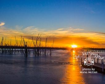 Cedar Bluff Lake