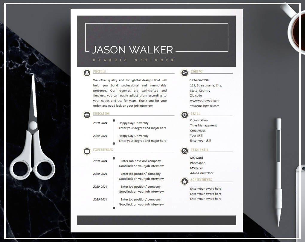 Gemütlich Lebenslauf Vorlage öffnen Büro Download Ideen - Beispiel ...