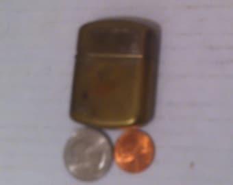 Vintage Metal Lighter, Gold, Dorcel, Made in Mexico, Old Vintage Lighter, Cigars, Cigarettes, More
