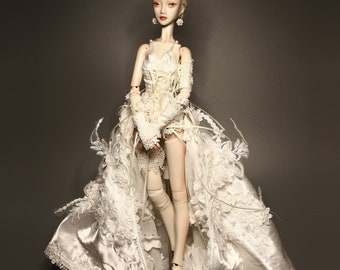 Porcelain BJD Doll Konstanze Bisquefair by Jilbird
