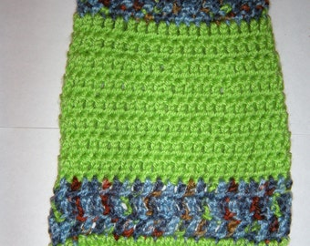 Handmade Dog Sweater---great fit for tiny dogs