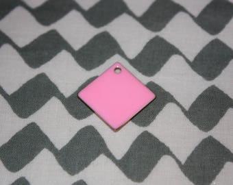 1 bead sequin pink
