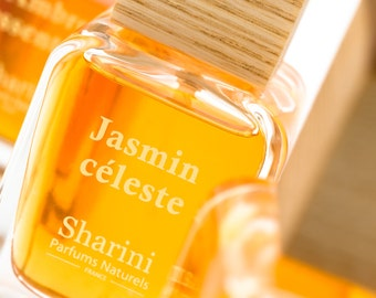 Jasmin céleste 50ml Eau de Parfum - Organically certified, hand crafted Perfume