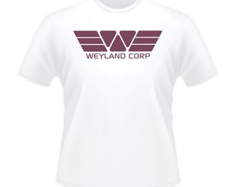 Weyland Corp Alien Prometheus Movie T-Shirt