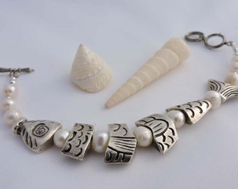 Bracelet - Greek Worry Fish Beads