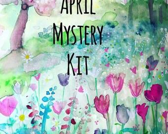April Mystery kit