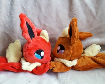 Shiny, Regular Flareon magnet paw [MADE TO ORDER]