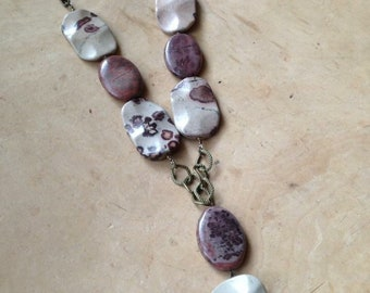 Stone Single Necklace