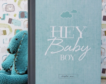 Baby Journal And Memory Book For Boys
