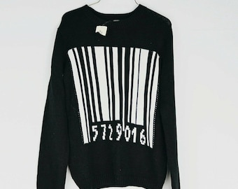 Barcode New With Tags Sweater
