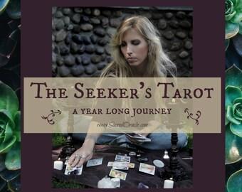 The Seeker's Tarot - A Year Long Journey - Tarot Reading