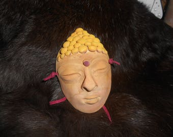 Ancient Buddha Mask SD