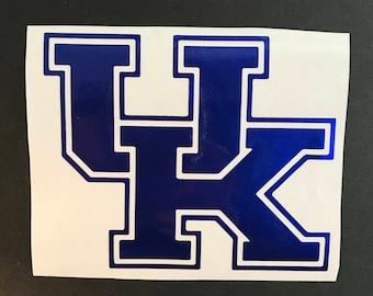 University of Kentucky Decal
