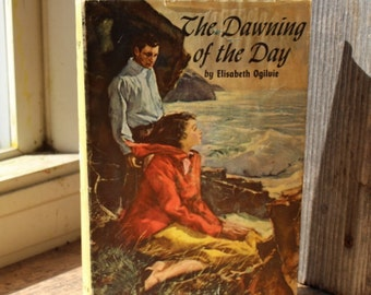 """McGraw-Hill Book Co Special Edition 1954 """"The Dawning of the Day"""" by Elisabeth Ogilvie"""