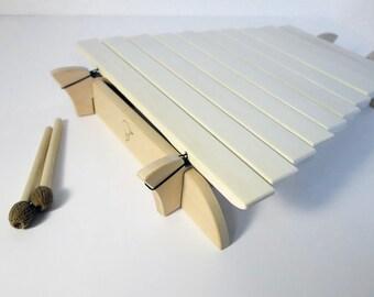 """Handmade musical instrument - BALAFON """"ASPEN E"""""""