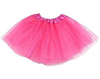 Girls tutu, tutu, Hot pink tutu