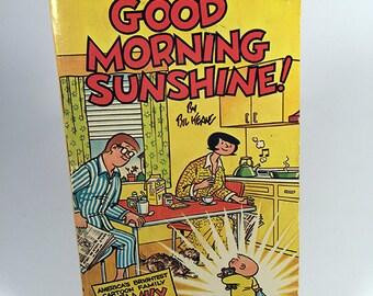 1970's Family Circus - Good Morning Sunshine! Paperback by Bil Keane