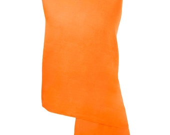 Orange Handmade 100% Pure Cashmere Shawl Wrap Scarf - Pashminas and Wraps - Also available In 36 Other Colours