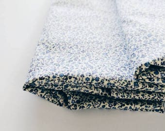 LIBERTY COTTON PILLOWCASE constructed from Liberty Tana Lawn in Newland C