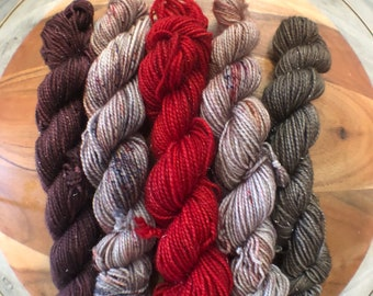Carrie Mini Skein Set
