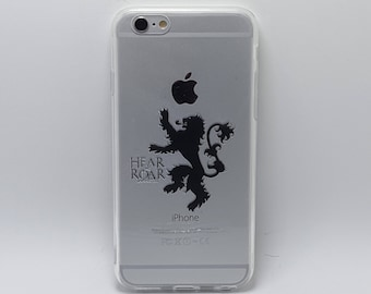 House Lannister Sigil Game of Thrones - for Apple, Samsung, Huawei, LG, Motorola