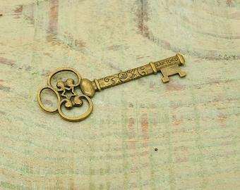 Great charms X 5 bronze keys