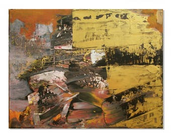 """contemporary abstract painting """"element"""""""
