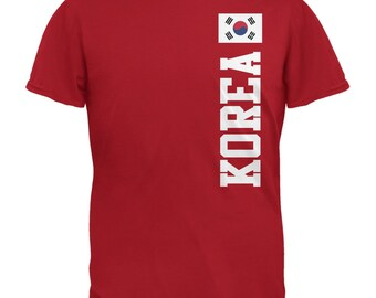 World Cup South Korea Red Youth T-Shirt