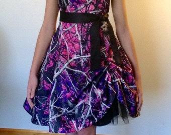 Muddy Girl Camo Dress