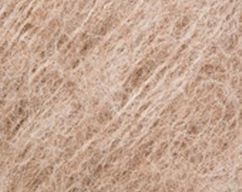 Katia Silk Alpaca Yarn - 164 yds. - DK Weight - Sand