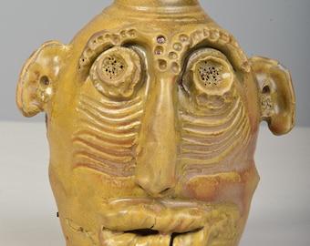 Face Jug -  Honey Chile