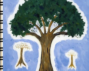 Day Planner TREE of LIFE LESSONS