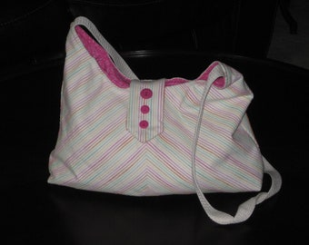 Candy Striped Bag S-3686