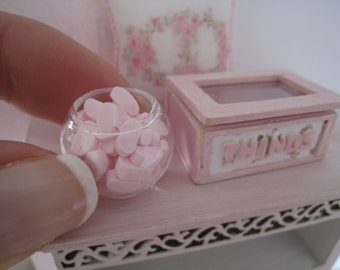 1:12 DOLLHOUSE ROSE SOAPS