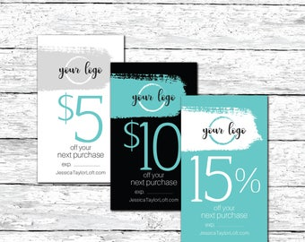 Customer Rewards Cards - Discount Cards - Discount Business Cards