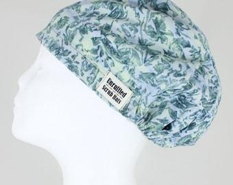 Surgical Scrub U Hat for Women - Pathways