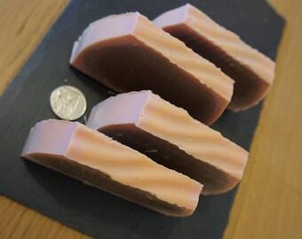 Tingle Tits Mint Handmade Soap