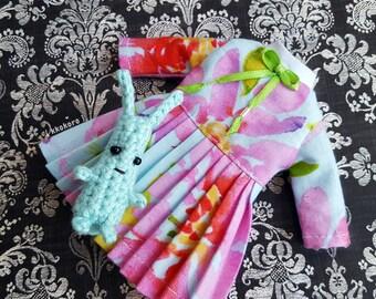 Lily / Blythe dress / Blythe outfit / Blythe / Blythe clothes / Doll dress / Dress for Blythe / Blythe Summer / Blythe spring / kkokoro