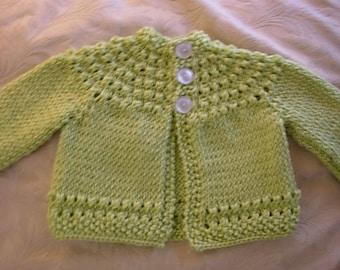 Harlyn Pretty Baby Sweater