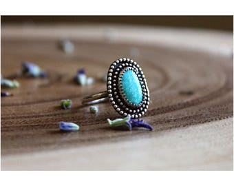 Burtis Turquoise ring