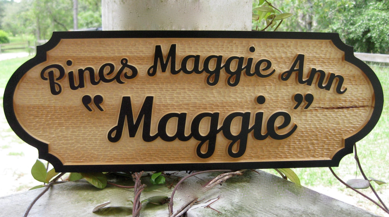 Personalized Horse Stall Signs Horse Name Plates Barn Door
