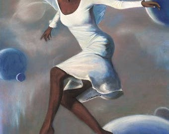 Angel in Heaven (front) by Laurie Cooper