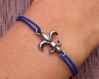 Fleur de lis jewelry, french bracelet, fleur de lis bangle, new orleans, jewelry, french, paris jewelry