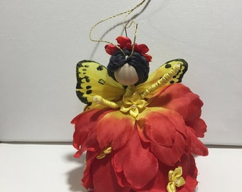 Handcrafted, One of a kind, Fairy decoration.