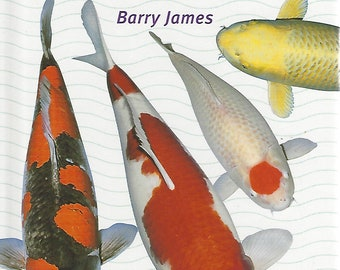 Guide to Koi by Barry James (Hardcover) NEW  ( 2002)