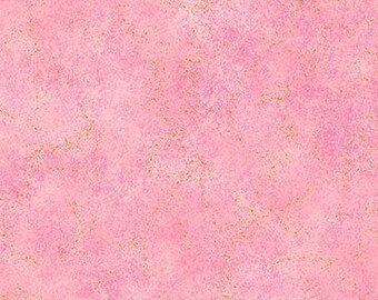 100% Cotton fabric by Half Yard increments - Artisan Spirit Shimmer Hibiscus Pink (20254m-27) by Northcott