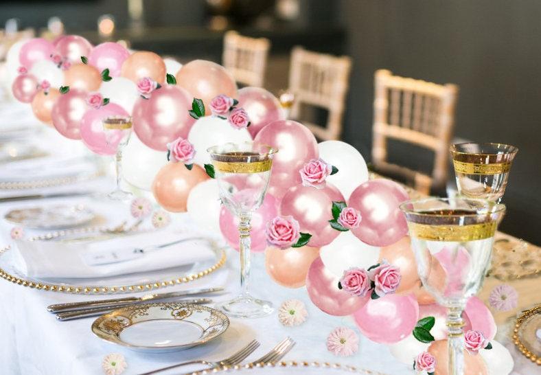 Balloon garland kit diy
