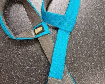 Turquoise Steady Lifts straps