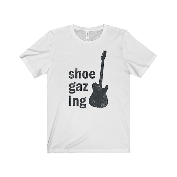 Shoegazing: Unisex Jersey T-Shirt