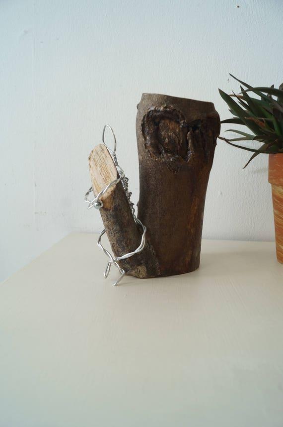 Draht Mann Skulptur Draht-Skulptur Baum-Skulptur Tree